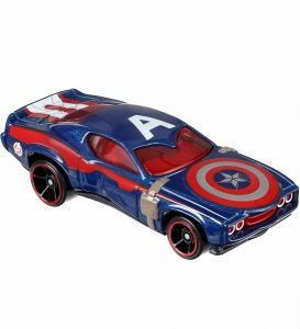 Базовые машинки Хот Вилс серия Марвел BDM71 (Hot Wheels Marvel) в ассортименте