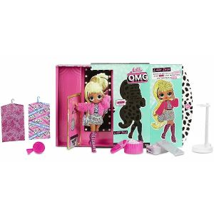 Оригинал Кукла ЛОЛ Леди Дива (LOL Surprise OMG Lady Diva Fashion Doll MGA Entertainment 560562)
