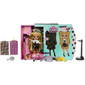 Оригинал Кукла ЛОЛ OMG Alt Grrrl 2-я волна (LOL Surprise Fashion Doll MGA Entertainment 565123)