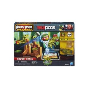 Игра Angry Birds Star Wars Telepods Endor Chase