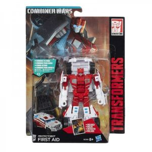 Трансформеры дженерейшнс делюкс - Фёрст Аид B0974/B2395 (Transformers Generations Combiner Wars Deluxe Class First Aid)