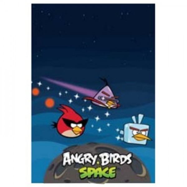 Мешок для обуви Angry Birds Space 43x37 см, полистер