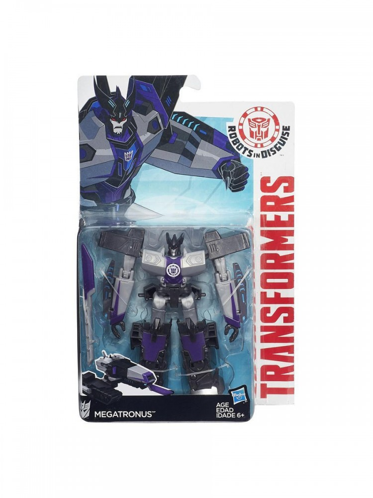 Боевая фигурка Трансформера Мегатрон B0070/B4687 (Megatronus, Transformers Robots in Disguise)