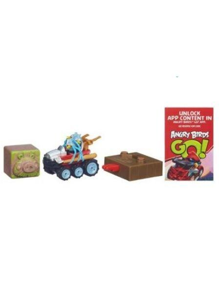 Игра Angry Birds Go! The Blues' Off Roadster