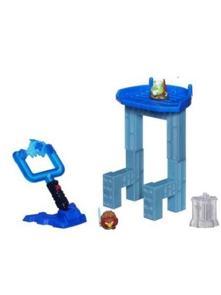 Игра Angry Birds Star Wars Telepods Duel with Count Dooku Set
