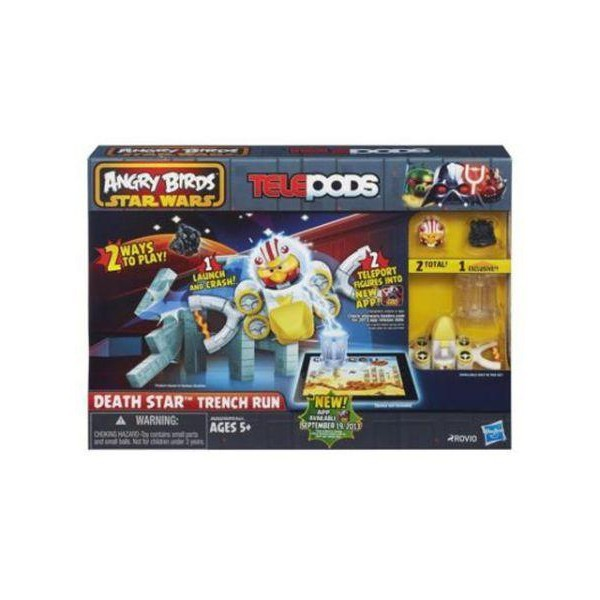 Игра Angry Birds Star Wars Telepods Death Star