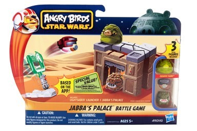 Angry Birds Star Wars Jabba's Palace