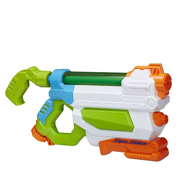 Водный бластер супер соакер Потоп A9466 (Nerf Super Soaker FlashFlood)