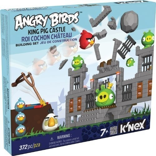 Angry Birds K'NEX King Pig Castle