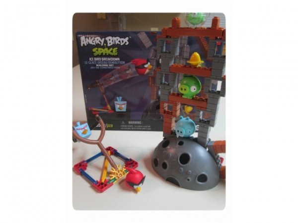 Angry Birds Space K'NEX: Crater Crash