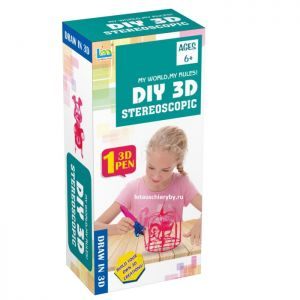 3D-ручка Птичка LM333-3F (DIY 3D Stereoscopic)