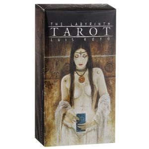 Карты Fournier The Labyrinth Tarot Luis Royo LiGo217
