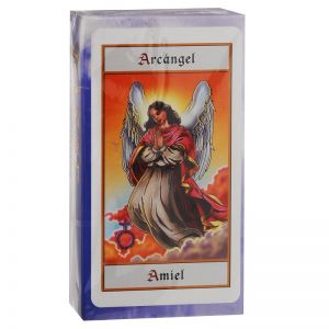 Карты Fournier Angels Tarot TuckBox LiGo216