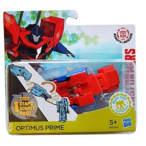 Трансформер One Step Оптимус Прайм B0068/B6505/C0648 (Optimus Prime, Robots in Disguise)