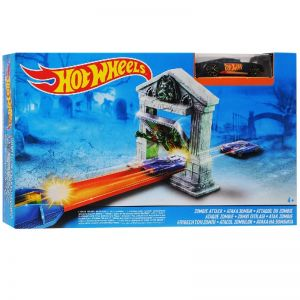 Трек Атака Зомби Хот Вилс BGH87/DJF03 (Hot Wheels Zombie Attack)