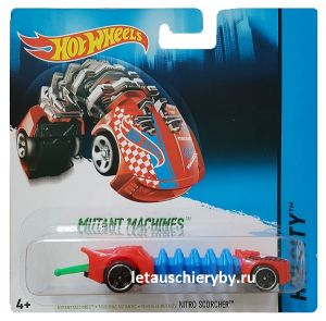 Машинка Мутант Хот Вилс в ассортименте BBY83 (Mutants Hot Wheels)