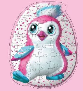 Пазл Хетчималс 46 элементов в яйце (Hatchimals 98468)