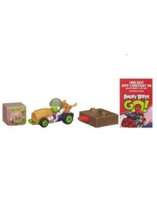 Игра Angry Birds Go! Corporal Pig's Roadster
