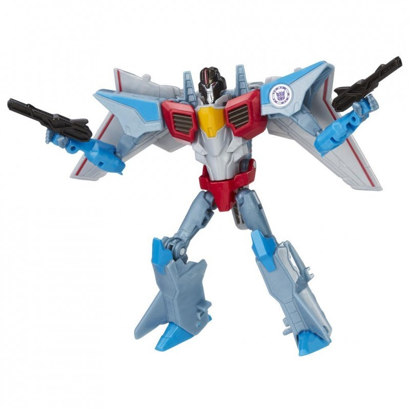 Боевая фигурка Трансформера Старскрим B0070/C0929 (Starscream, Transformers Robots in Disguise)