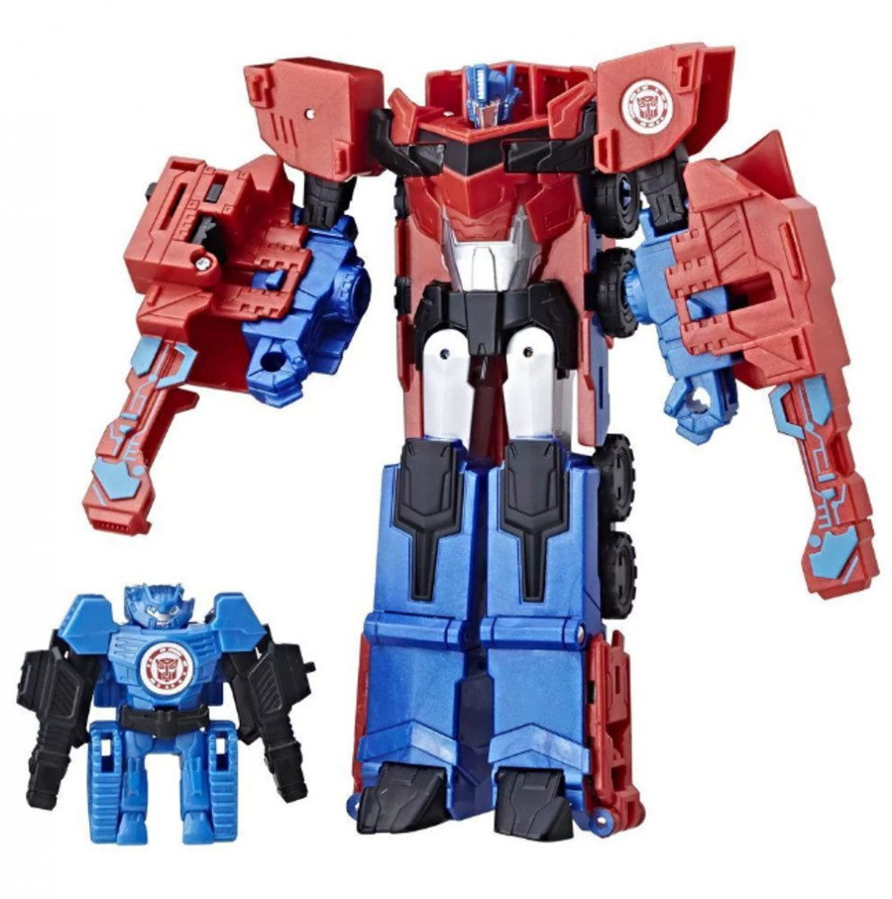 Игровой набор Трансформеры Оптимус Прайм и Хай-Тест C0653/C2348 (Transformers Robots in Disguise)