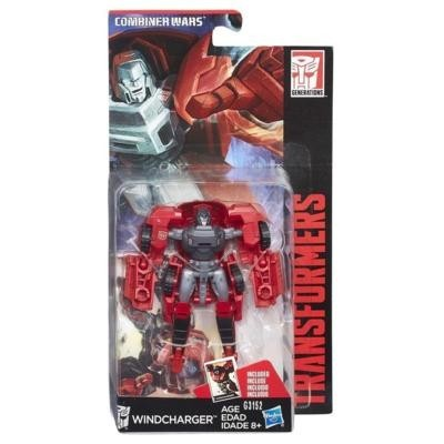 Трансформеры дженерейшнс легенды - Виндчарджер B0971/B1377 (Transformers Generations Legends Class Windcharger)
