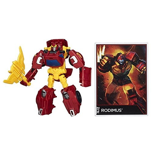 Трансформеры дженерейшнс легенды - Родимус B0971/B2441 (Transformers Generations Combiner Wars Legends Class Rodimus)